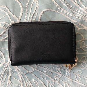 Handbags - Faux Leather Wallet
